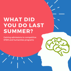 what did you do last summer? image