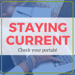 staying current image