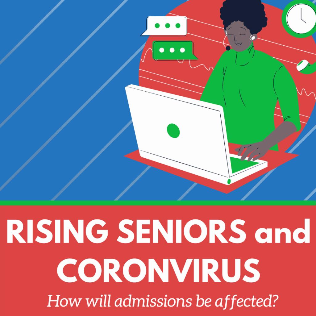 Rising Seniors and Coronvirus image