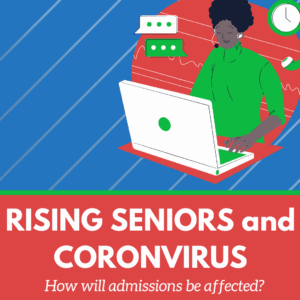 Rising Seniors and Coronvirus image