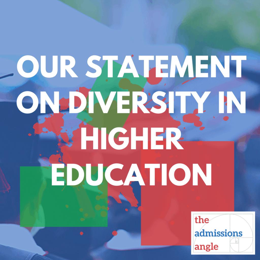 diversity in higher education