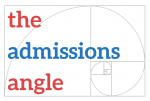 The Admissions Angle logo